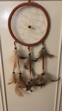 brown and gray dream catcher 38 km