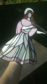 Vintage Stain Glass Angel!!! League City, 77573