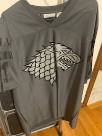 Game of Thrones Stark #1 Jersey  Reading, 01867