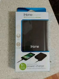 iHome Rechargeable Battery Pack Hampton, 23664