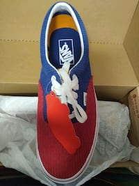 Vans shoes size 6/5 pick up