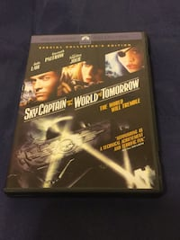 Sky Captain and the World of Tomorrow DVD Takoma Park, 20912