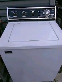 white top-load clothes washer Brandywine, 20613