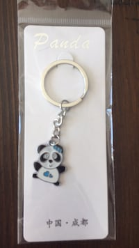 Lovely Panda Key Ring Coquitlam, V3E 2W8
