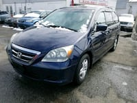 Honda - Odyssey  Touring with DVD- 2007