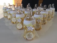 Baby shower favours, available in + colours. Place order if interested Mississauga, L5B 3X5