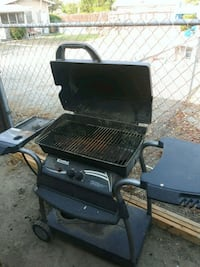 black and gray gas grill Upland, 91786