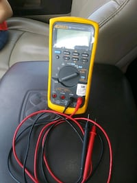 red and black Fluke multimeter Baytown, 77520