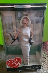 Lucy Gets a Paris Gown Doll