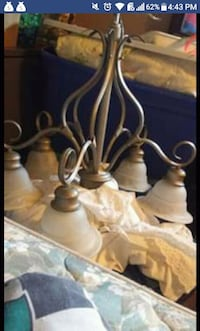 Like NEW LARGE  CHANDELIER FOR SALE Moncton, E1A 2X4
