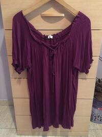 Camiseta morada H&M Madrid, 28029