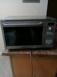 microwave and toaster oven$40 or best offer