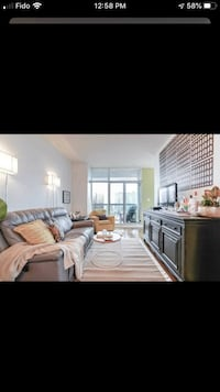 Beautiful 2 Bed 2 Bath Condo in Square One (for Rent) Mississauga