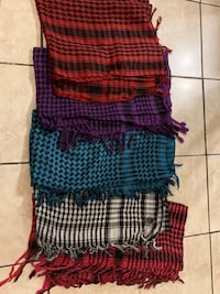 Lots of new scarves Calgary, T1Y 1X7