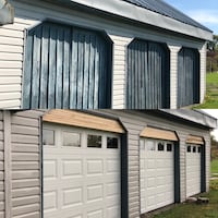 Garage door and opener installation, service and repair Mississauga