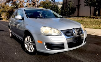 No Dents - 2007 Volkswagen Jetta Wolfsburg Edition Cute car