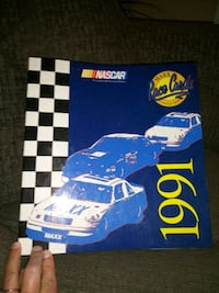 Whole 1991 max race card collection Greenville, 29611