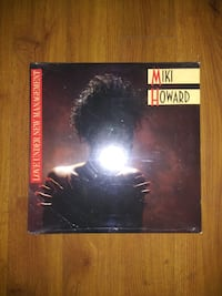 MIKI HOWARD LP - LOVE UNDER NEW MGMT. Norwood, 45212