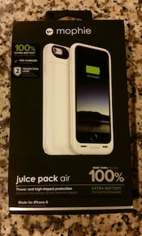 White - Mophie juice pack air Clarksburg, 21771