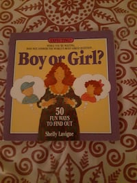 Boy or Girl Book?? Catonsville, 21228