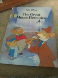 Disney's the great mouse detective Summerville, 29486