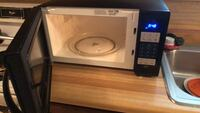 white and black microwave oven Maumelle, 72113