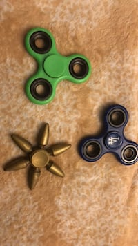 3 spinners (Dodger one), regular one, and metal one Los Angeles, 90005