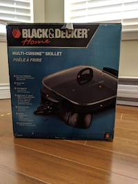 Black & Decker Multi Cuisine Skillet Surrey