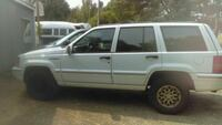 1994 Jeep Grand Cherokee Limited Vancouver, 98684