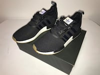 Adidas NMD-R1 shoes men's black size 12 Des Moines, 50311