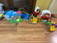 All this toys