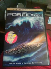 Poseidon movie DVD