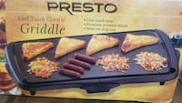 Griddle extra large used once. MAKE OFFER New York