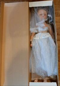 Vintage Bride Doll by Polly Ponds