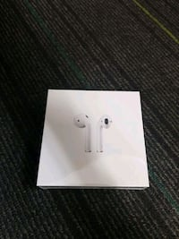 Sealed- Airpods 2 with wireless charging case Thorold, L2V