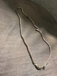 14k gold chain REAL  Silver Spring, 20902