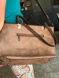 Ivy & Fig bag. Brand new. Roseish brown  Pasco, 99301