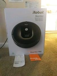BRAND NEW IROBOT ROOMBA 980 Raleigh