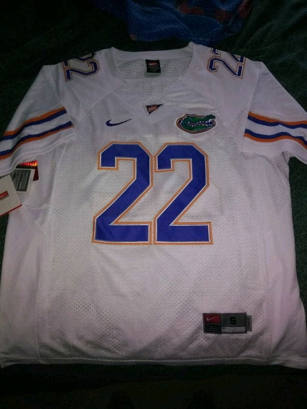 outlet store 69911 f9267 Emmitt Smith Florida Gators Jersey (Away)