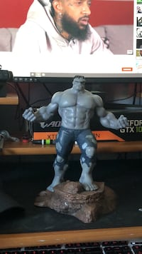 Hulk figure  Lawrence, 01841
