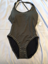 Michael Kors green studded bathing suit  Colorado Springs, 80925