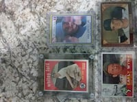 Old original Baseball Cards not reprints. West Valley City, 84120