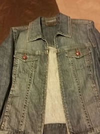 grey denim jacket Ontario, L8J 2W9