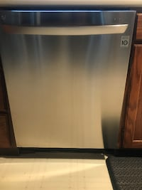 LG stainless steel dishwasher Toronto