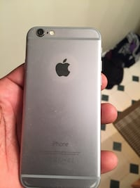 silver iPhone 6 with case Edmonton, T5Z 3A4