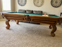 Amazing Connelly Madera 8 foot pool table / coffee table Chandler, 85224
