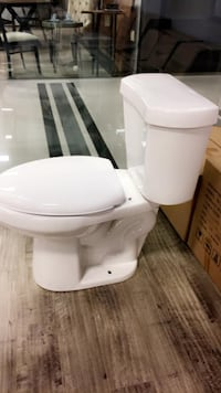 Two Piece Toilet: 20% OFF + Save Tax