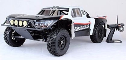 Rovan LT305 5T 4x4, 5-T 4 wheel drive (4WD), gasoline car, 32CC engine