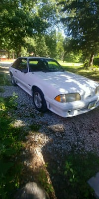 Ford - Mustang - 1991