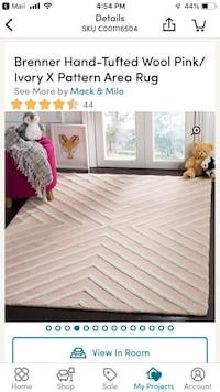 Gorgeous new rug from Wayfair Dollard-des-Ormeaux, H9G 1E9